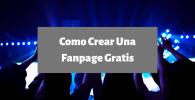 Como Crear Una Fanpage