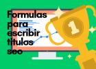 formulas para crear títulos